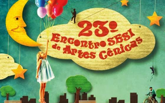 ENCONTRO SESI DE ARTES CÊNICAS em Araxá
