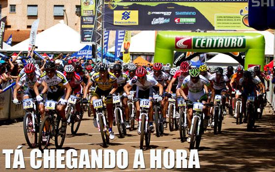 10ª COPA Internacional de MOUNTAIN BIKE e AMADORES em Araxá