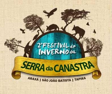 FESTIVAL DE INVERNO DA SERRA DA CANASTRA em Araxá