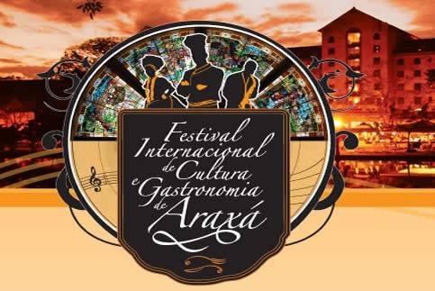 FESTIVAL INTERNACIONAL DE CULTURA E GASTRONOMIA em Araxá