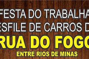 XIV Desfile de Carros de Boi em Entre Rios de Minas