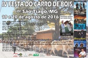 IV Festa de carro de boi em São Tiago