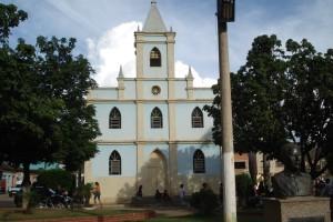 Atrações turísticas da cidade de Santana do Paraiso