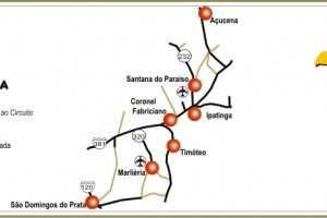 Circuito Turístico Mata Atlântica de Minas