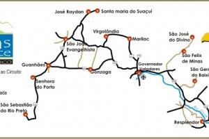 Circuito Turístico Trilhas do Rio Doce