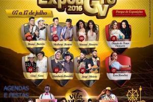 48ª EXPOAGRO GV – Exposição Agropecuária de Governador Valadares