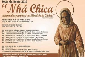 FESTA da Nhá Chica em Baependi