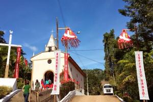 Festa do Divino Espírito Santo em MAR DE ESPANHA