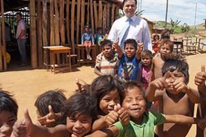 comunidade indígena Maxacali nos municípios de Bertópolis e Santa Helena de Mina6