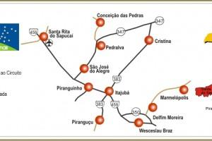 Circuito Turístico Caminhos do Sul de Minas