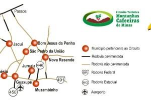 Circuito Turístico Montanhas Cafeeiras de Minas