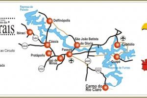 Circuito Turístico Nascentes das Gerais