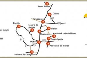 Circuito Turístico Serra do Brigadeiro