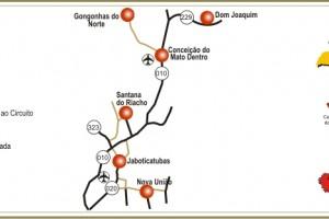 Circuito Turístico Serra do cipó