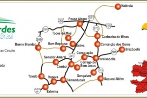 Circuito Turístico Serras Verdes do Sul de Minas