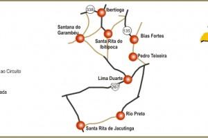 Circuito Turístico Serras de Ibitipoca