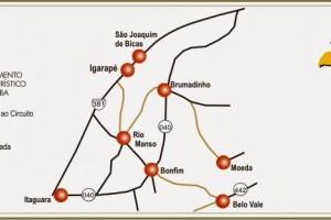 Circuito Turístico Veredas do Paraopeba