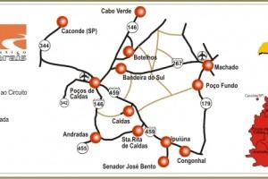Circuito Turísticos Caminhos Gerais