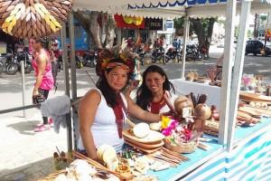 O povo indígena Pataxó hã-hã-hãe em Minas Gerais