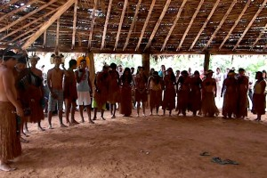 comunidade indígena Pataxó nos municípios de Carmésia, Dores de Guanhães e Senhora do Porto