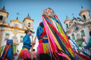 Congado: a maior das festas folcóricas de Minas Gerais