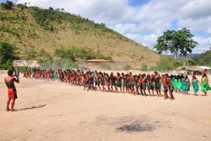 O povo indígena Maxakali em Minas Gerais