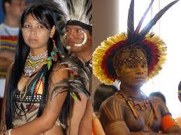 comunidade indígena Maxacali no município de Teófilo Otoni