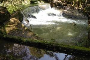 Águas termais de Pocinhos do Rio Verde