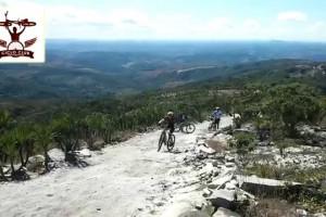 Parque Florestal da Serra Negra no município de Itamarandiba