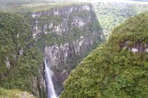 Parque Florestal de Serra Nova no município de Rio Pardo de Minas
