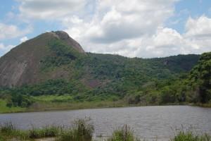 Parque Florestal da Serra da Candonga no município de Guanhães