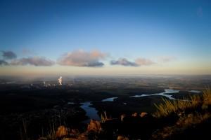 Parque Florestal Serra do Ouro Branco nos municípios de Ouro Branco e Ouro Preto