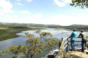 Parque Florestal do Sumidouro nos municípios de Lagoa Santa e Pedro Leopoldo