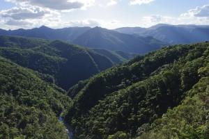 Parque Nacional da Serra do Gandarela no município de Mariana