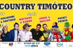 FEST COUNTRY em Timóteo