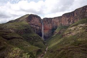 Parque Florestal da Serra do Intendente no município de Conceição do Mato Dentro