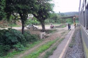 estação ferroviária em Ipaba