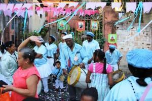 quilombos Luízes e Mangueiras no município de Belo Horizonte