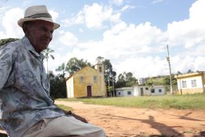 quilombos Jaguara e Palmital em São João del Rei