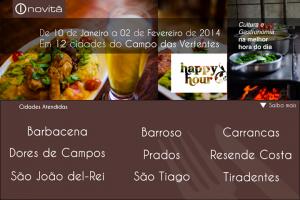 4° FESTIVAL HAPPY HOUR em Tiradentes