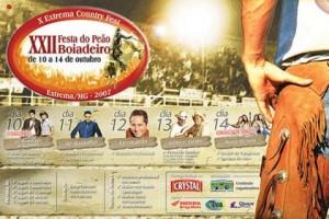 32ª Festa do Peão Boiadeiro em Extrema