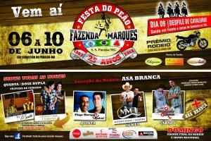 25ª Festa do Peão em São Sebastião do Paraíso