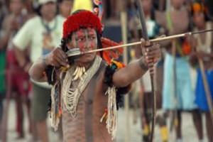 3ª Edição dos Jogos dos Povos Indígenas de Minas Gerais em Resplendor