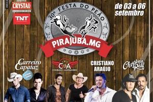 30ª Festa do Peão Pirajuba