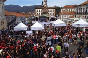 CELEBRAÇÕES DE 21 DE ABRIL em Ouro Preto