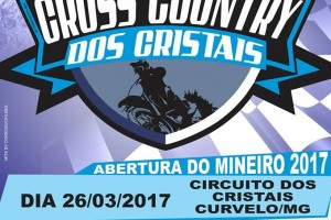 Enduro Mineiro CROSS COUNTRY DOS CRISTAIS