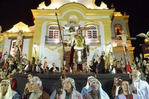 Cerimônia do Descendimento da Cruz em São João Del Rei