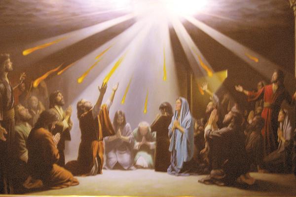 Resultado de imagem para dia de Pentecostes