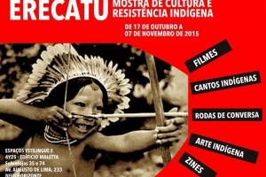 ERECATÚ – Mostra de Cultura e Resistência Indígena em Belo Horizonte