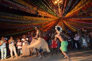 FESTA Xakriabá da aldeia Barreiro Preto em São João das Missões